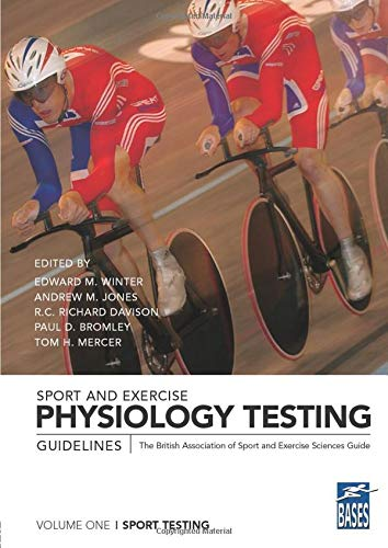 9780415361415: Sport and Exercise Physiology Testing Guidelines: Volume I – Sport Testing: The British Association of Sport and Exercise Sciences Guide (Bases Sport and Exercise Science) (Volume 1)