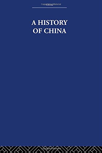 9780415361484: RLE: China: A History of China (China : History, Philosophy, Economics)