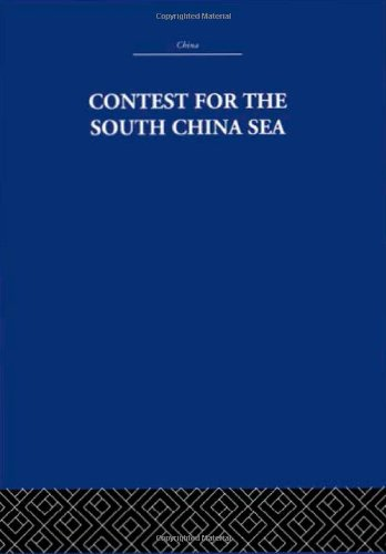 9780415361699: RLE: China: Contest for the South China Sea