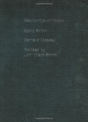 9780415362054: Mechanics of Fluids, Eighth Edition