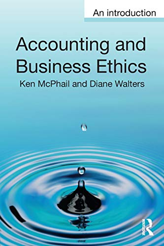 9780415362368: Accounting and Business Ethics: An Introduction