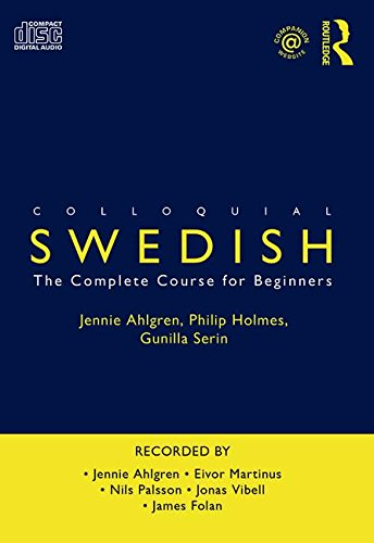 9780415362733: Colloquial Swedish Cd (Colloquial Series)