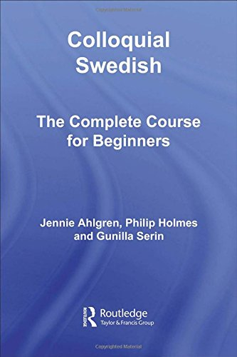 9780415362757: Colloquial Swedish (Colloquial Series)