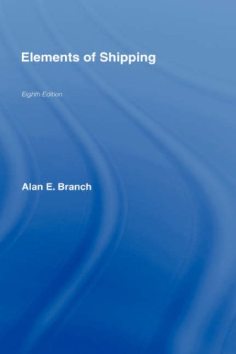 9780415362856: Elements of Shipping