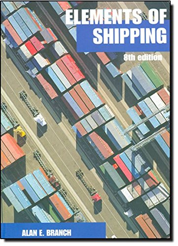 9780415362863: Elements of Shipping