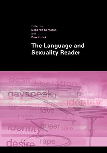 9780415363075: The Language and Sexuality Reader