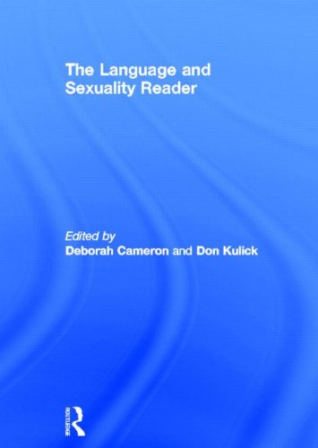 9780415363082: The Language and Sexuality Reader