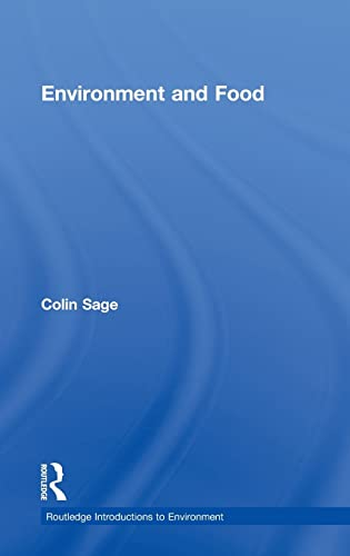9780415363112: Environment and Food (Routledge Introductions to Environment: Environment and Society Texts)