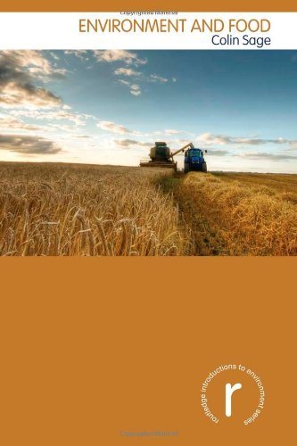 9780415363129: Environment and Food (Routledge Introductions to Environment: Environment and Society Texts)