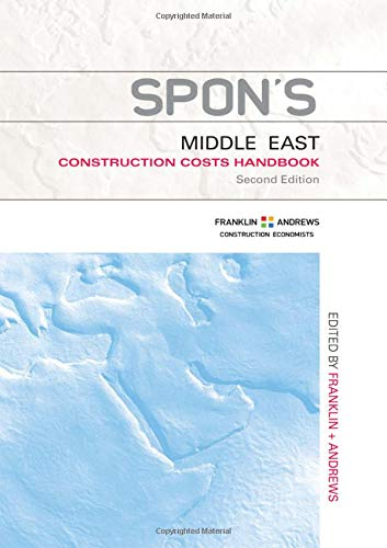 Spon's Middle East Construction Costs Handbook, Second Edition (Spon's International Price ...