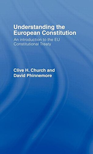 9780415363396: Understanding the European Constitution: An Introduction to the EU Constitutional Treaty