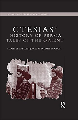 9780415364126: Ctesias' 'History of Persia': Tales of the Orient
