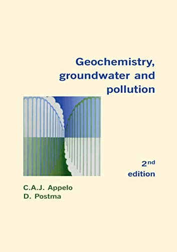9780415364287: Geochemistry, Groundwater and Pollution, Second Edition