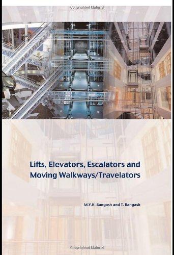 9780415364379: Lifts, Elevators, Escalators and Moving Walkways/Travelators