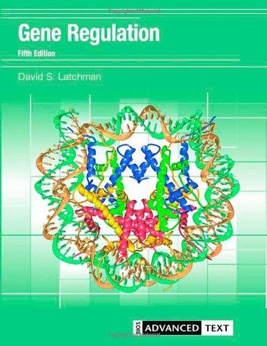 9780415365109: Gene Regulation (Advanced Texts)