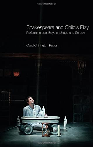 9780415365192: Shakespeare and Child's Play: Performing Lost Boys on Stage and Screen