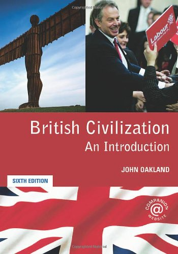 9780415365222: British Civilization: An Introduction