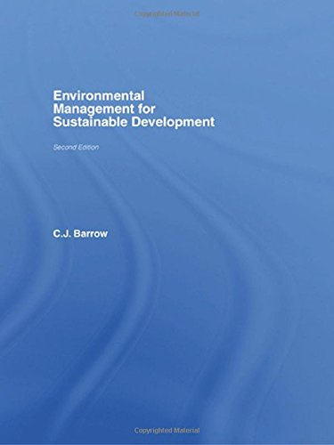 9780415365345: Environmental Management for Sustainable Development (Routledge Environmental Management)