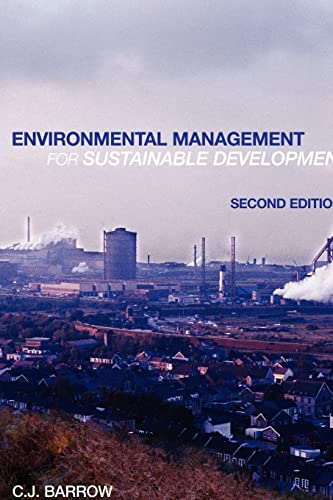9780415365352: Environmental Management for Sustainable Development (Routledge Introductions to Environment)