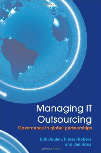 9780415365994: Managing IT Outsourcing: Governance in Global Partnerships