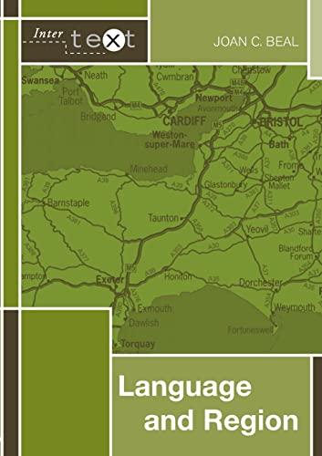 9780415366014: Language and Region (Intertext)