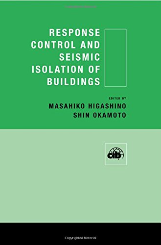 9780415366236: Response Control and Seismic Isolation of Buildings (Cib Proceedings)
