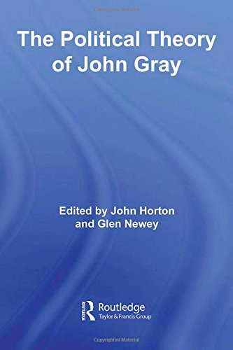 9780415366472: The Political Theory of John Gray (RIPE Series in Global Political Economy)