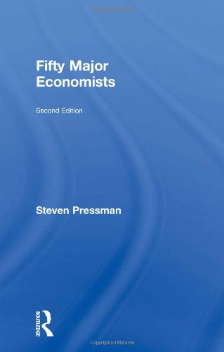 9780415366489: Fifty Major Economists (Routledge Key Guides)
