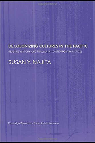 9780415366694: Decolonizing Cultures in the Pacific: Reading History and Trauma in Contemporary Fiction (Postcolonial Literatures)