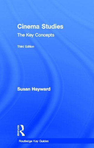 9780415367813: Cinema Studies: The Key Concepts (Routledge Key Guides)
