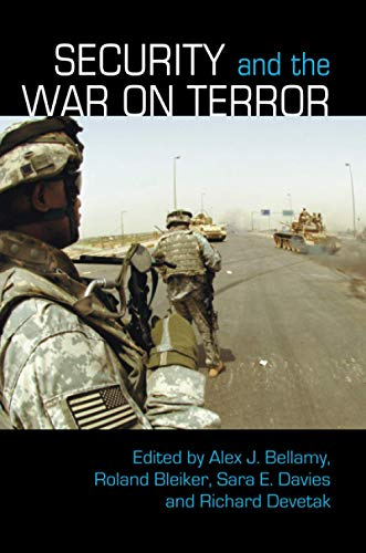 9780415368452: Security and the War on Terror (Contemporary Security Studies)
