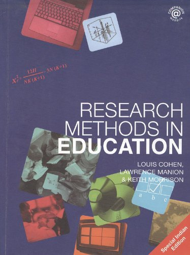 9780415368780: Research Methods in Education (6th Edition)