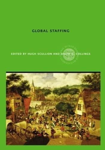 9780415369367: Global Staffing (Global HRM)