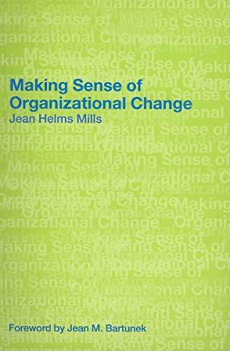 9780415369398: Making Sense of Organizational Change