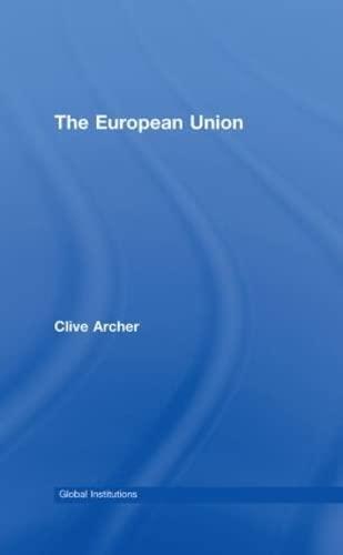 9780415370127: The European Union