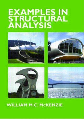 Examples in Structural Analysis: McKenzie, William M.C. (Author)