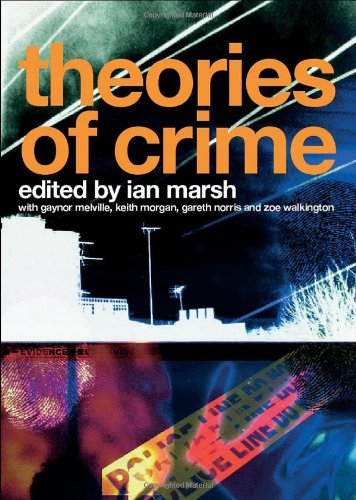 9780415370684: Theories of Crime