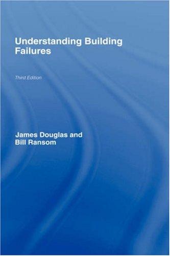 9780415370820: Understanding Building Failures (Understanding Construction)