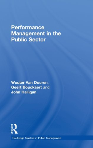 9780415371049: Performance Management in the Public Sector