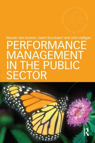 9780415371056: Performance Management in the Public Sector