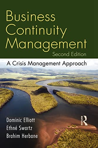 9780415371094: Business Continuity Management: A Critical Management