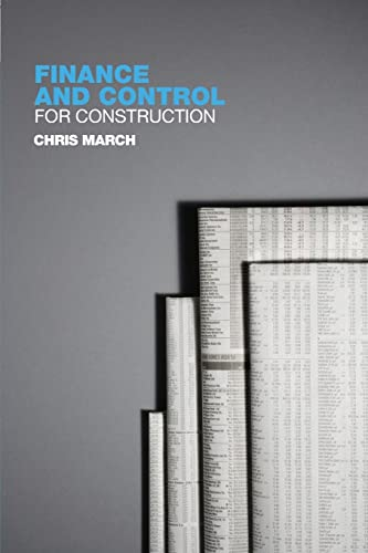 9780415371155: Finance and Control for Construction