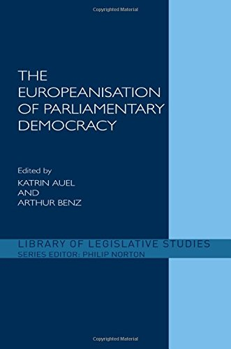 9780415371339: The Europeanisation of Parliamentary Democracy (Library of Legislative Studies)