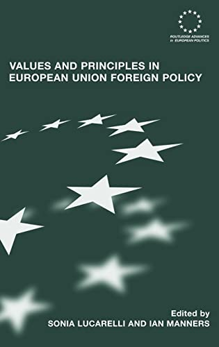 9780415371360: Values and Principles in European Union Foreign Policy
