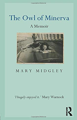 9780415371391: The Owl of Minerva: A Memoir