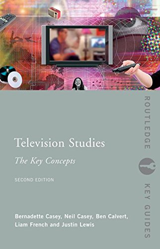 9780415371490: Television Studies: The Key Concepts (Routledge Key Guides)