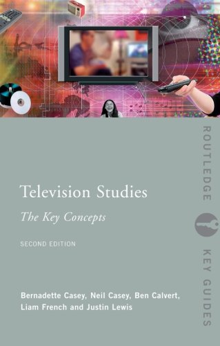 9780415371506: Television Studies: The Key Concepts (Routledge Key Guides)