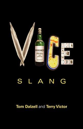 9780415371810: Vice Slang