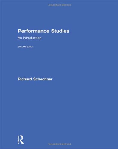 9780415372459: Performance Studies: An Introduction