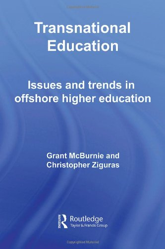9780415372671: Transnational Education: Issues and Trends in Offshore Higher Education